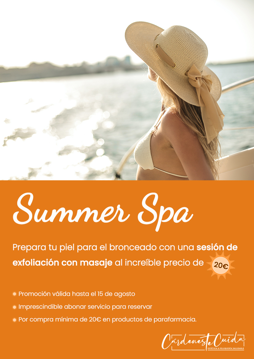 Promo Summer Spa